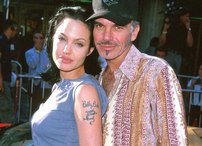 Angelina Jolie и Billy Bob Thornton