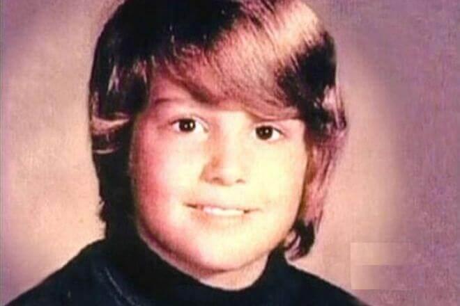 Johnny Depp в детстве