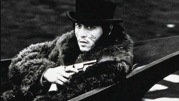 кадр из фильма Мертвец