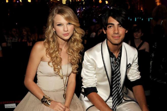 Taylor Swift и Joe Jonas