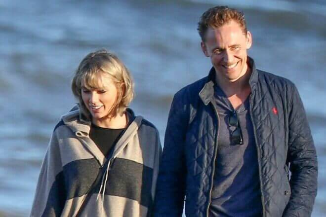 Taylor Swift и Tom Hiddleston