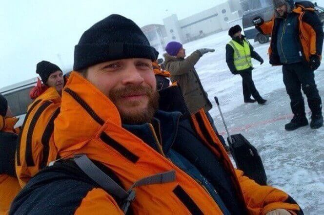Tom Hardy в Якутии