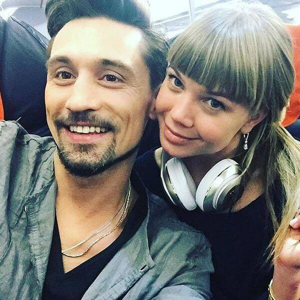 Алла Михеева и Дима Билан