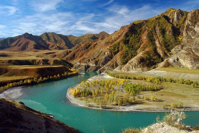 недорого отдохнуть в России - Алтай
