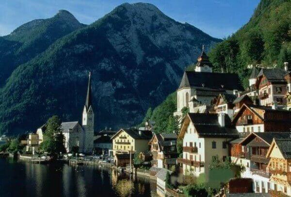 20 самых мирных стран в мире - Австрия