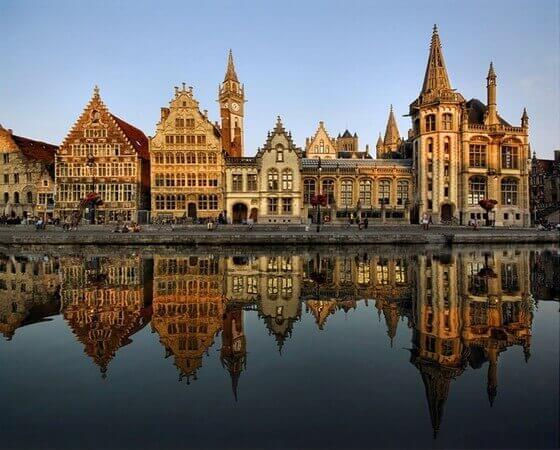 20 самых мирных стран в мире - Бельгия