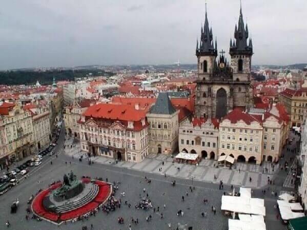 20 самых мирных стран в мире - Чехия