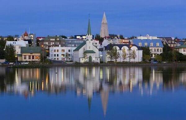 20 самых мирных стран в мире - Исландия