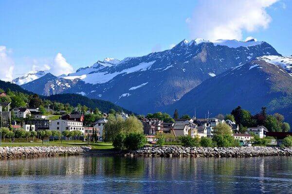 20 самых мирных стран в мире - Норвегия