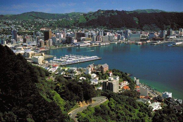 20 самых мирных стран в мире - Новая Зеландия