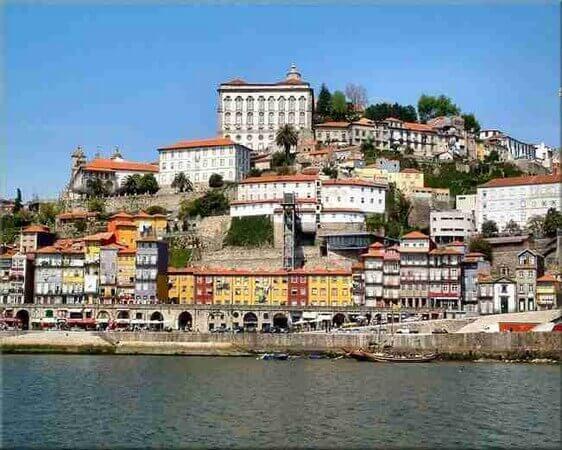 20 самых мирных стран в мире - Португалия