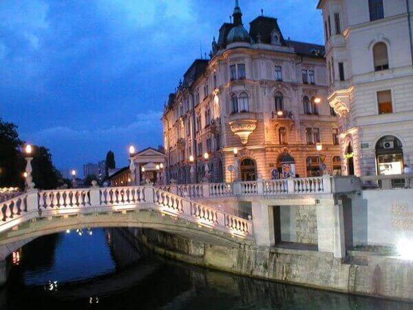 20 самых мирных стран в мире - Словения