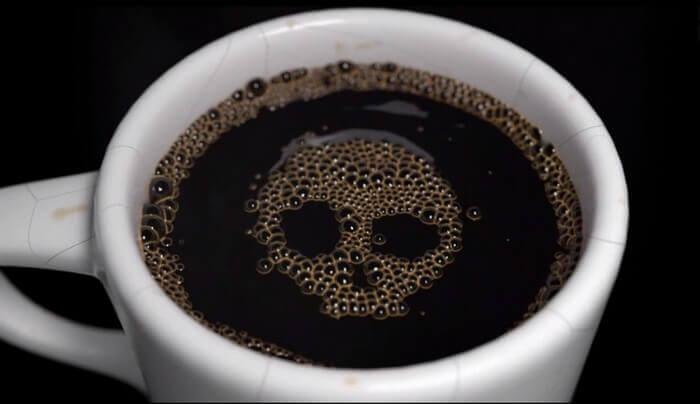 Смертельный кофеин