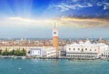 Венеция, достопримечательности, фото, Колокольня