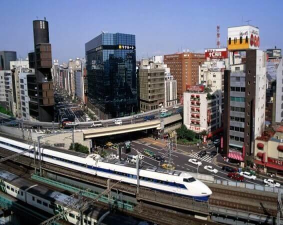 20 самых мирных стран в мире - Япония
