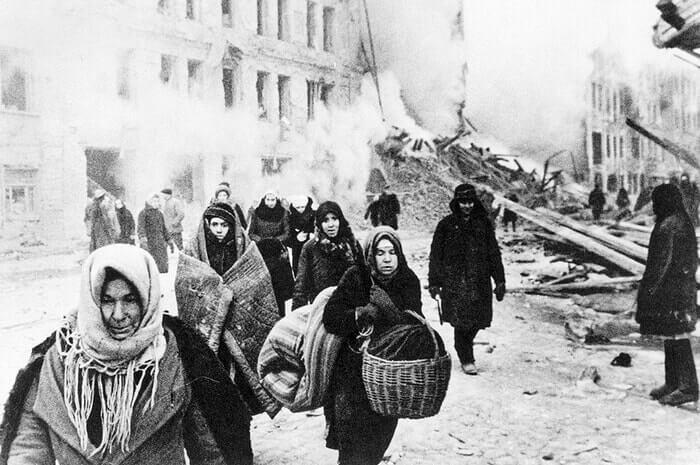 День воинской славы России - снятие блокады Ленинграда