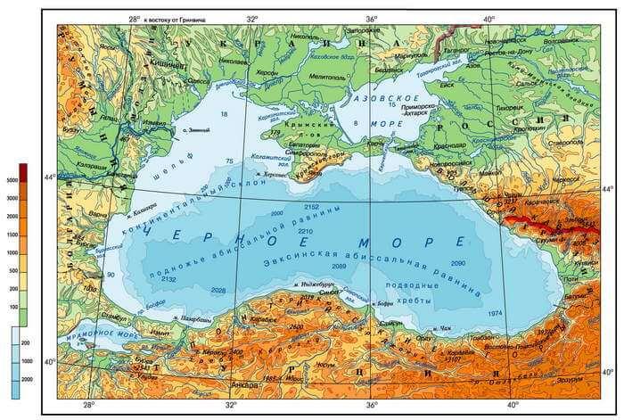 Международный день Черного моря
