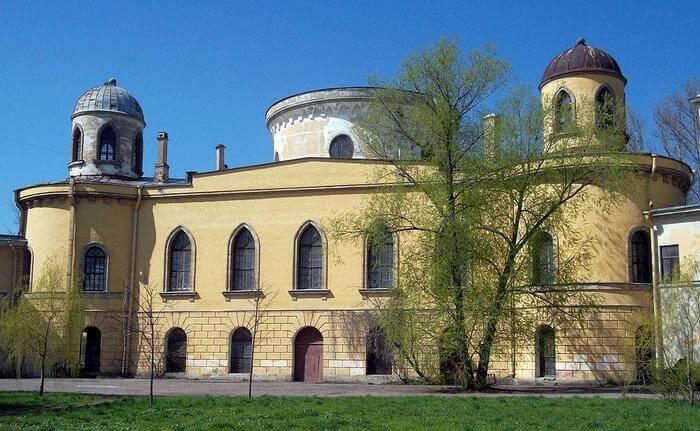 чесменский дворец в санкт-петербурге