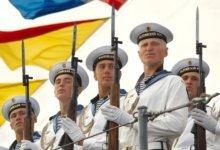 моряки Балтийского флота