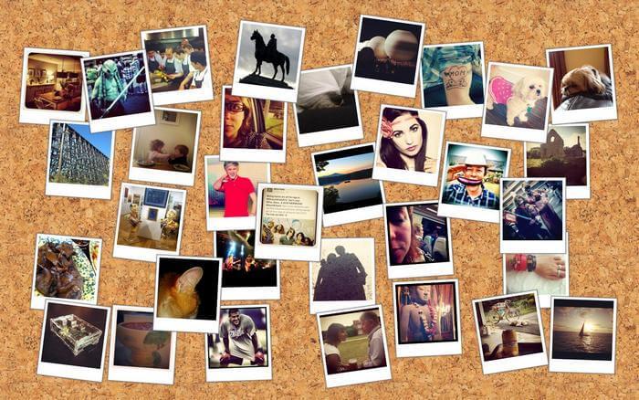 много фото