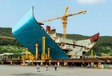 строительство судна
