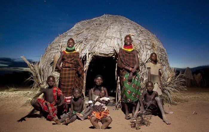 коренной народ Африки