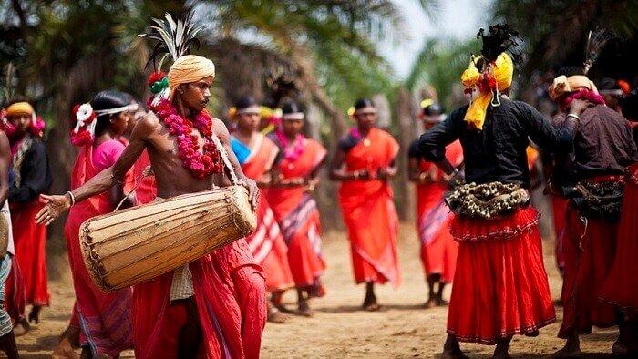 танцы народов мира