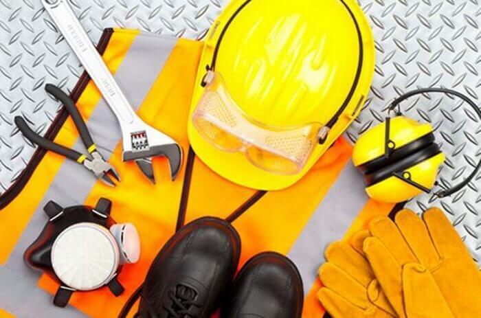 защитное рабочее обмундирование