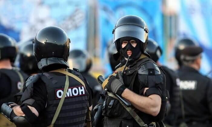 День ОМОН в России