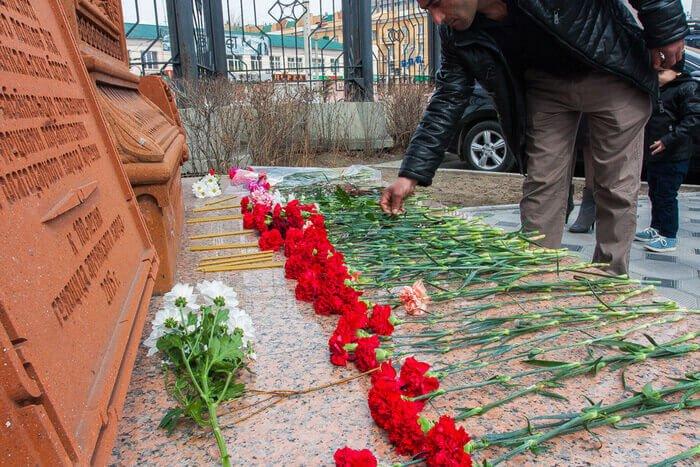Международный день памяти жертв преступления геноцида