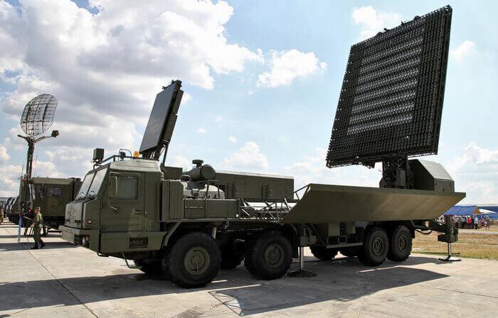 День образования радиотехнических войск ВКС РФ