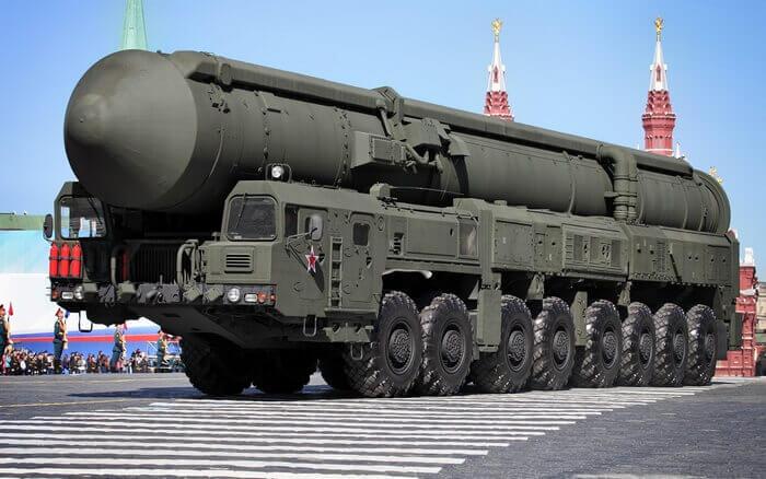День ракетных войск стратегического назначения Вооруженных Сил России