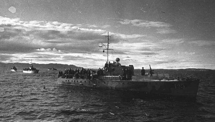Корабли Северного флота во время Второй Мировой войны