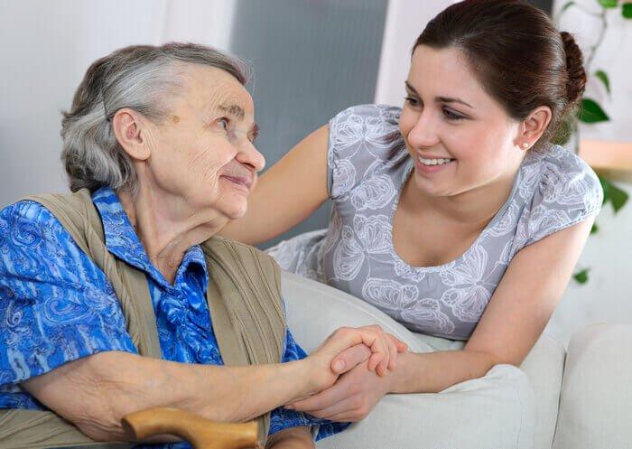помощь старикам