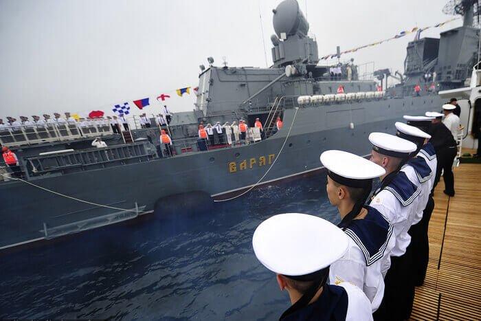Тихоокеанский флот