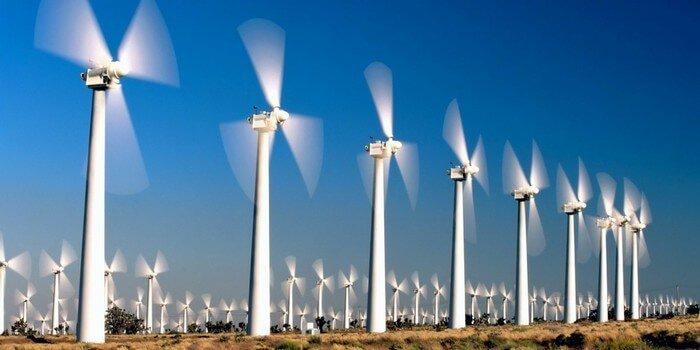 энергия из ветра