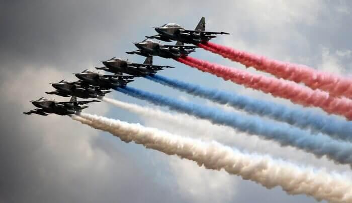 Воздушный Флот России