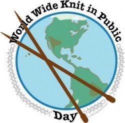 Всемирный день вязания - эмблема дня
