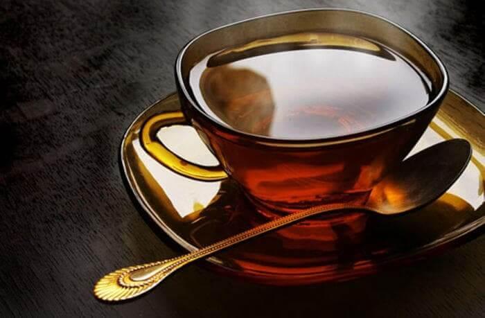 вред черного и зеленого чая