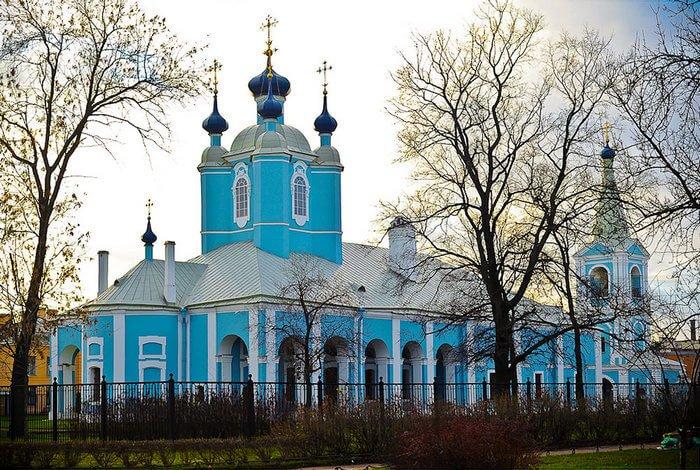 Сампсониевский собор Санкт-Петербурга