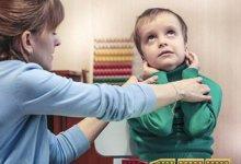 мама и ребенок-аутист