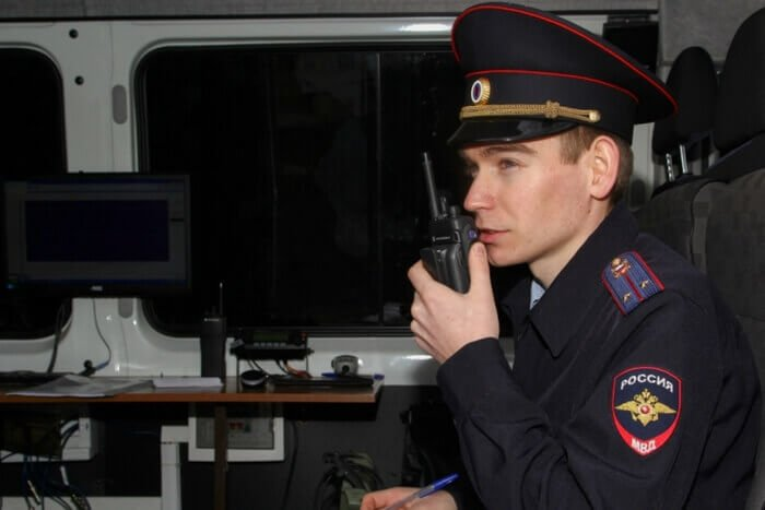 День создания службы связи МВД России
