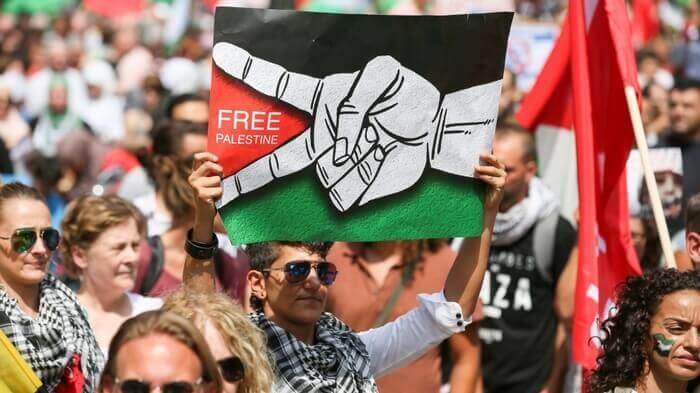 Международный день солидарности с палестинским народом