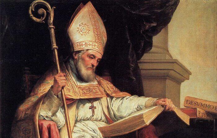 святой Исидор Севильский