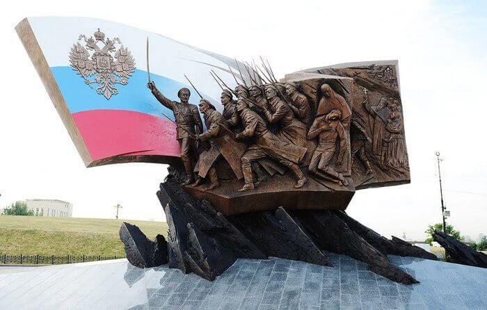 памятник воинам первой мировой