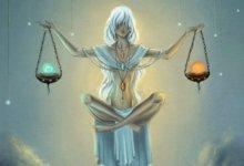 знак зодиака женщина-Весы